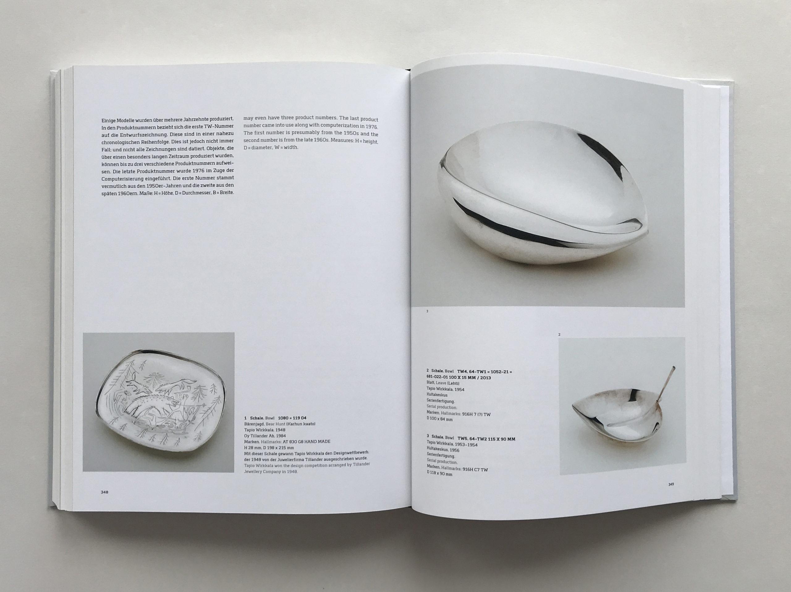 Arnoldsche Art Publishers | Tapio Wirkala