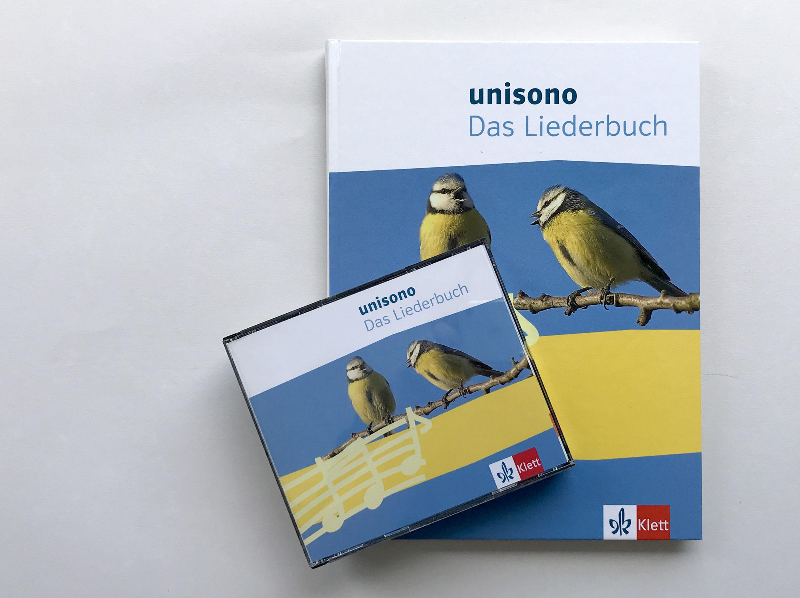 Ernst Klett Verlag | unisono – Das Liederbuch